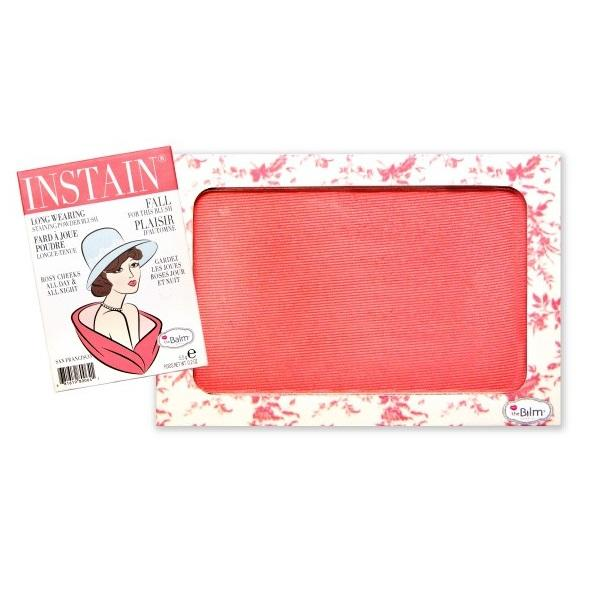 The Balm INSTAIN Long-Wearing Blush Toile