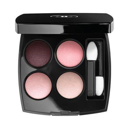 Chanel Les 4 Ombres Eyeshadow Palette Cristal De Printemps 316
