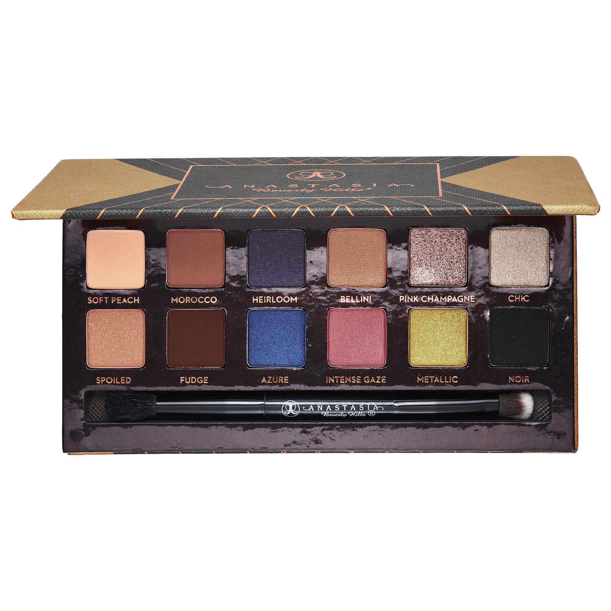 Anastasia Shadow Couture World Traveler Eyeshadow Palette