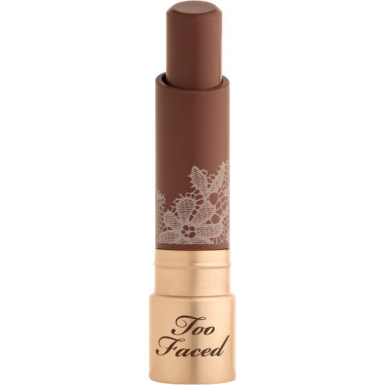Too Faced Natural Nudes Lipstick Throwin' Suede