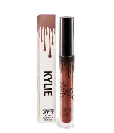 Kylie Cosmetics Metal Matte Lipstick Reign