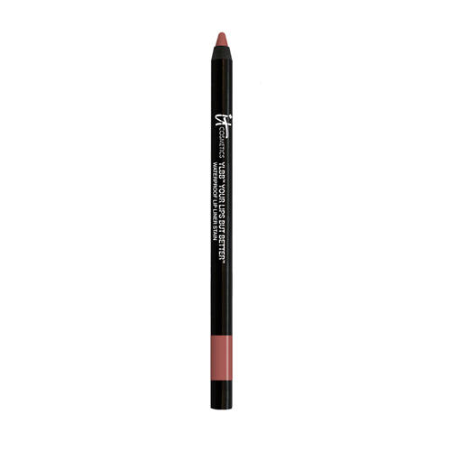 IT Cosmetics YLBB Waterproof Nude Lip Liner Stain Buff Nude