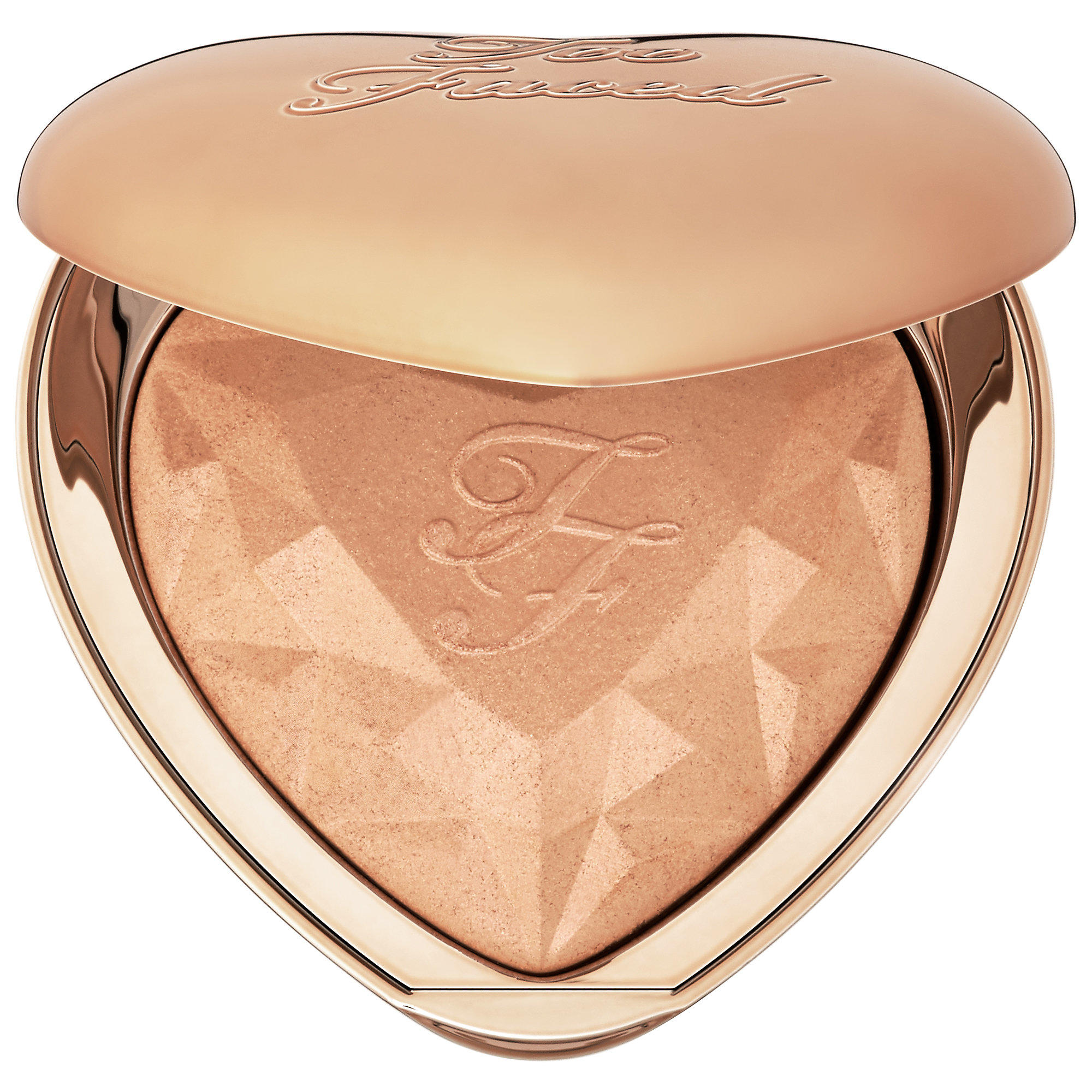Too Faced Love Light Prismatic Highlighter You Light Up My Life