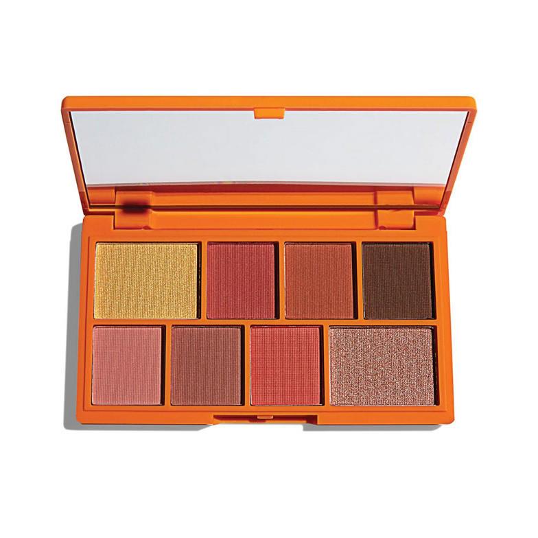 Makeup Revolution Choc Orange Eyeshadow Palette