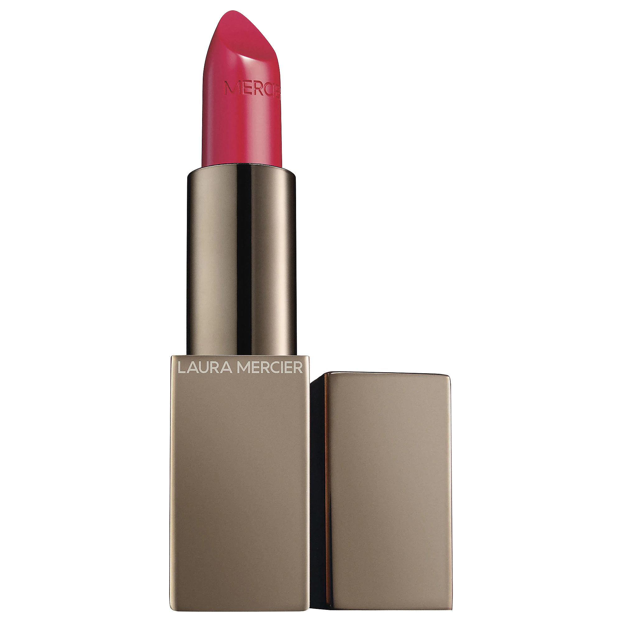 Laura Mercier Rouge Essentiel Silky Creme Lipstick Fuchsia Intense