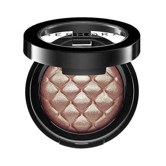 Sephora Outrageous Prisma Chrome Metallic Eyeshadow Beige