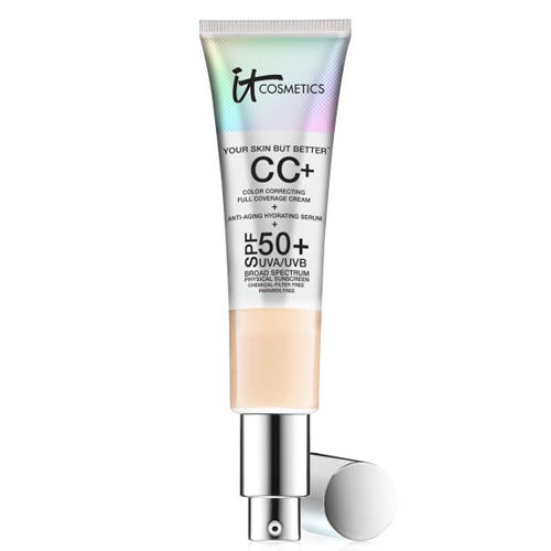 IT Cosmetics CC+ Color Correcting Full Coverage Cream Medium 32ml