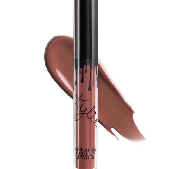 Kylie Cosmetics Velvet Liquid Lipstick Basic