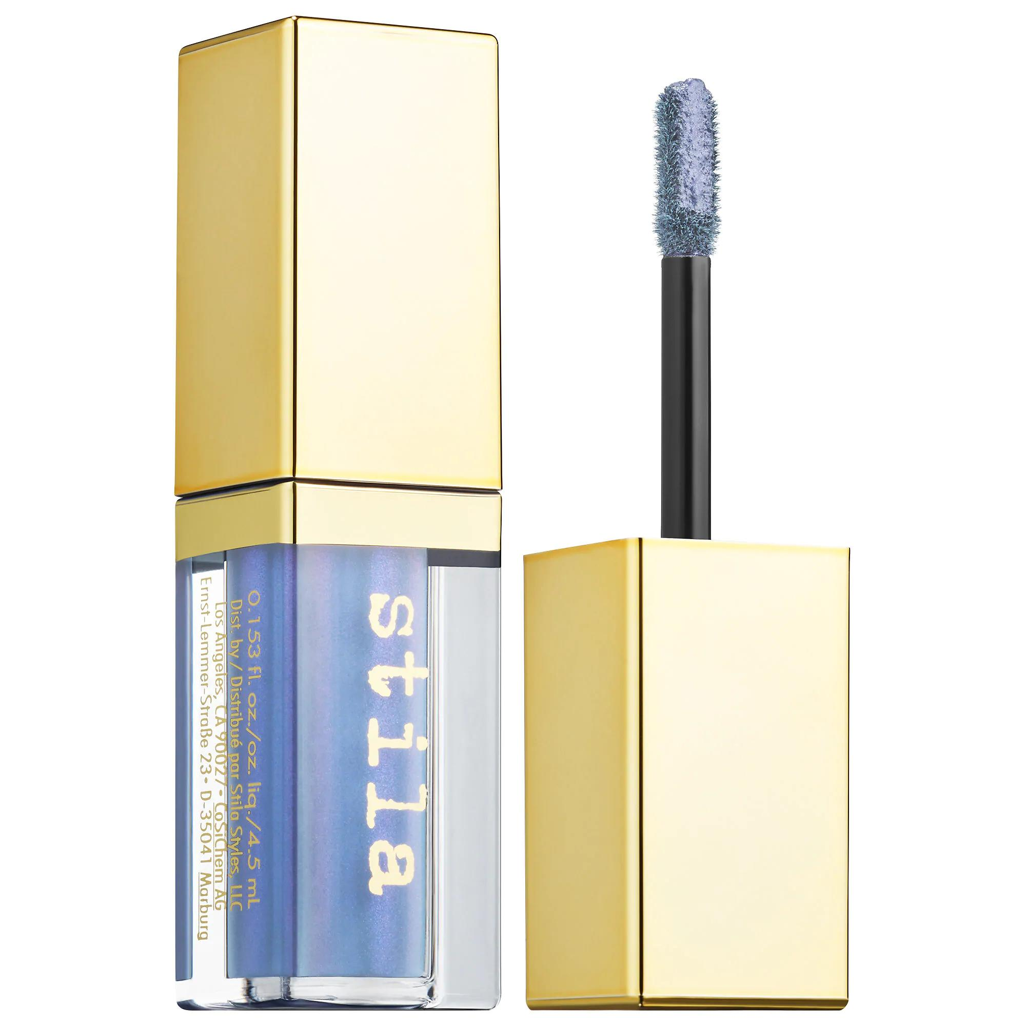 Stila Suede Shade Liquid Eyeshadow Something Blue