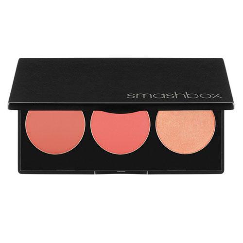 Smashbox L.A. Lights Blush & Highlighter Palette Culver City Coral