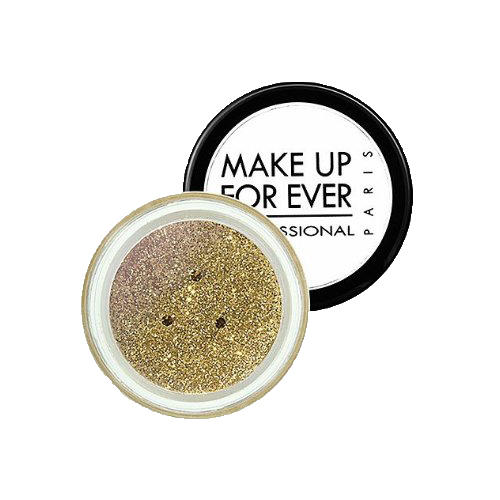 Makeup Forever Glitters Gold 1