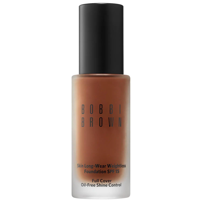 Bobbi Brown Skin Long-Wear Weightless Foundation Walnut