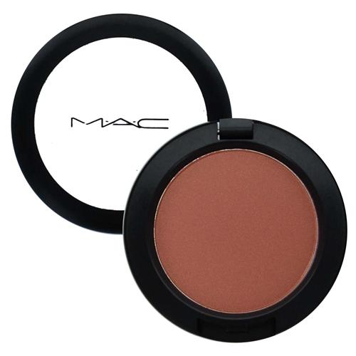 MAC Shimmer Blush Sweet As Cocoa