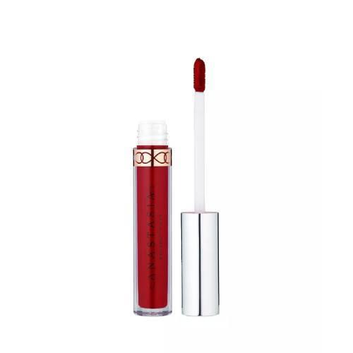 Anastasia Liquid Lipstick Chrome Red