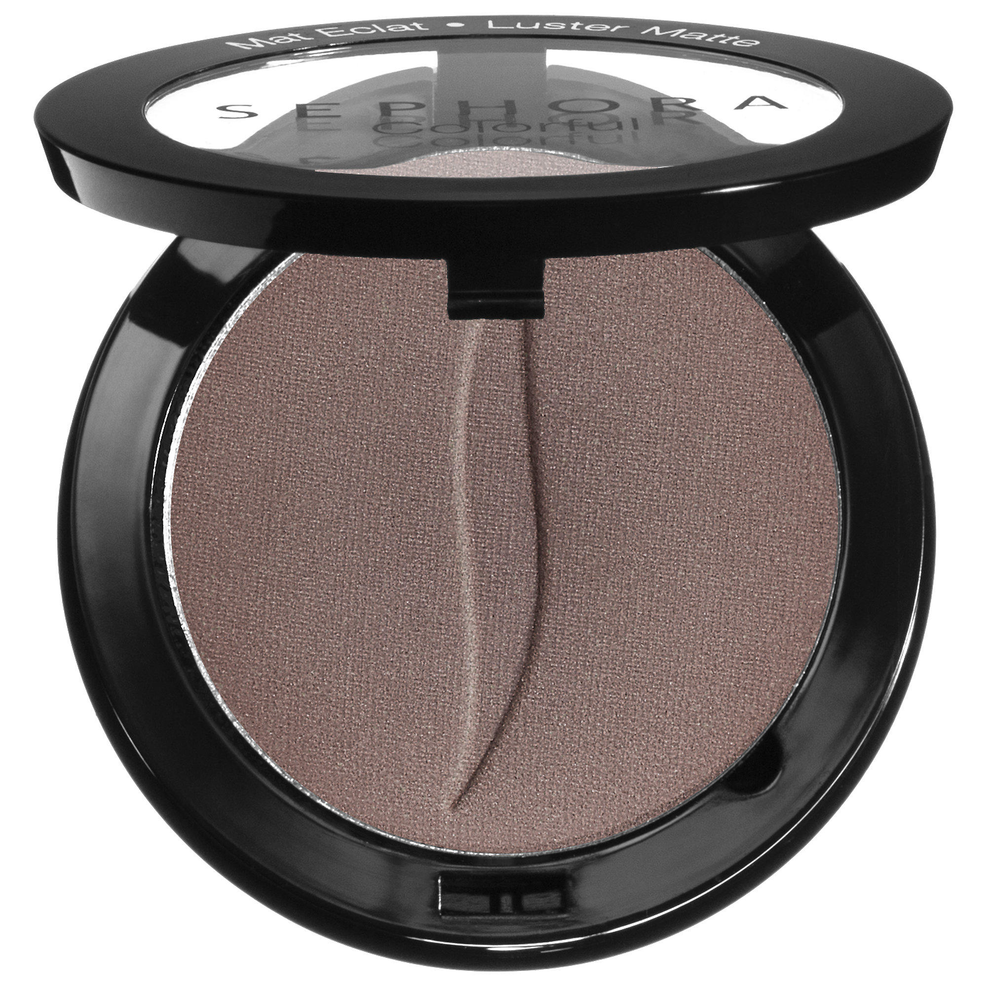 Sephora Colorful Eyeshadow Coffee Brown No. 18