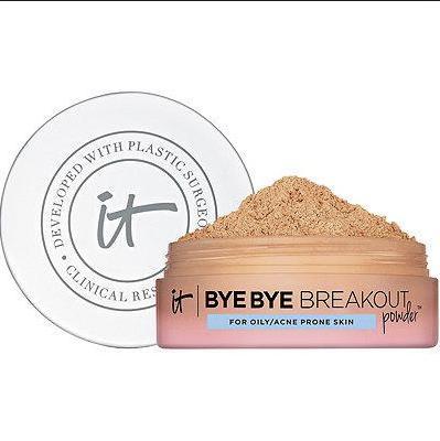 IT Cosmetics Bye Bye Breakout Powder Tan/Rich