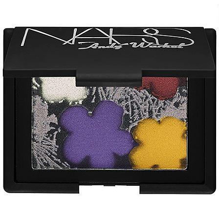NARS Eyeshadow Palette Flowers 1 Andy Warhol Collection