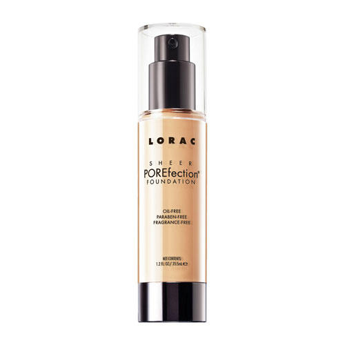 LORAC Sheer POREfection Foundation Light PS2