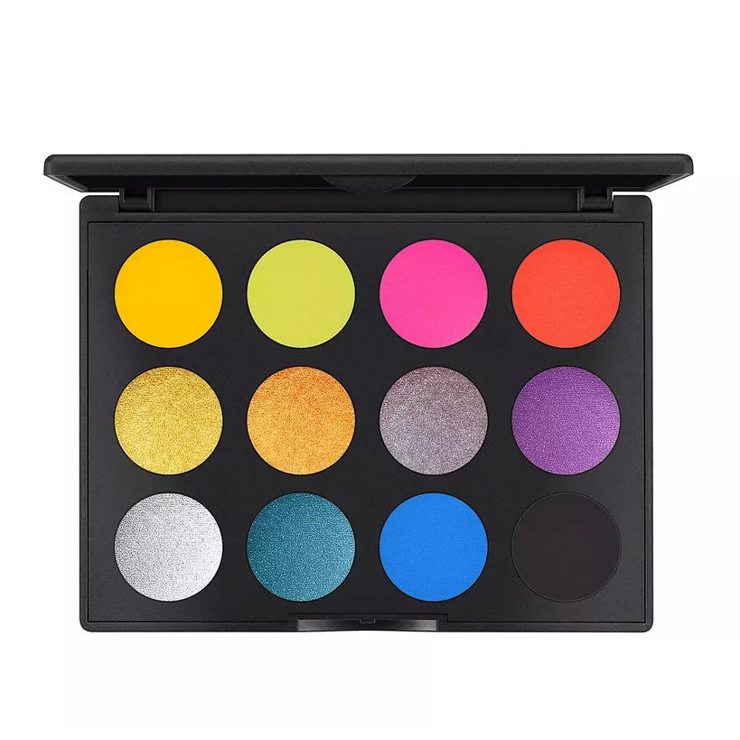 MAC Art Library: It's Designer Eyeshadow Palette
