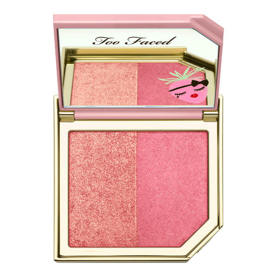 Too Faced Fruit Cocktail Blush Duo Strobeberry