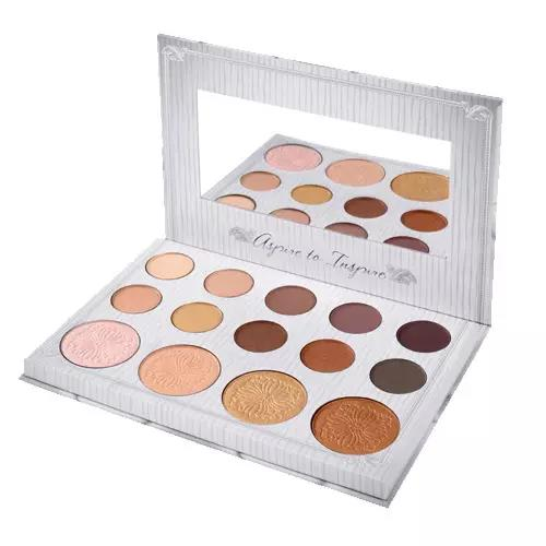 2nd Chance BH Cosmetics Carli Bybel 14 Color Eyeshadow & Highlighter Palette