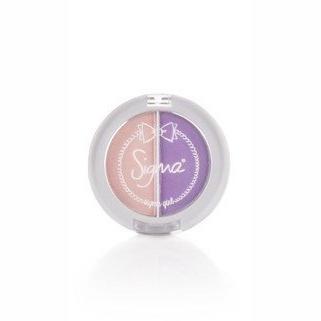Sigma Eyeshadow Duo Organza / Ruffle