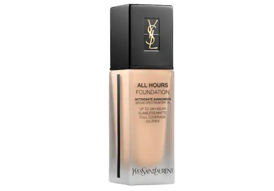 YSL All Hours Full Coverage Matte Foundation BD30