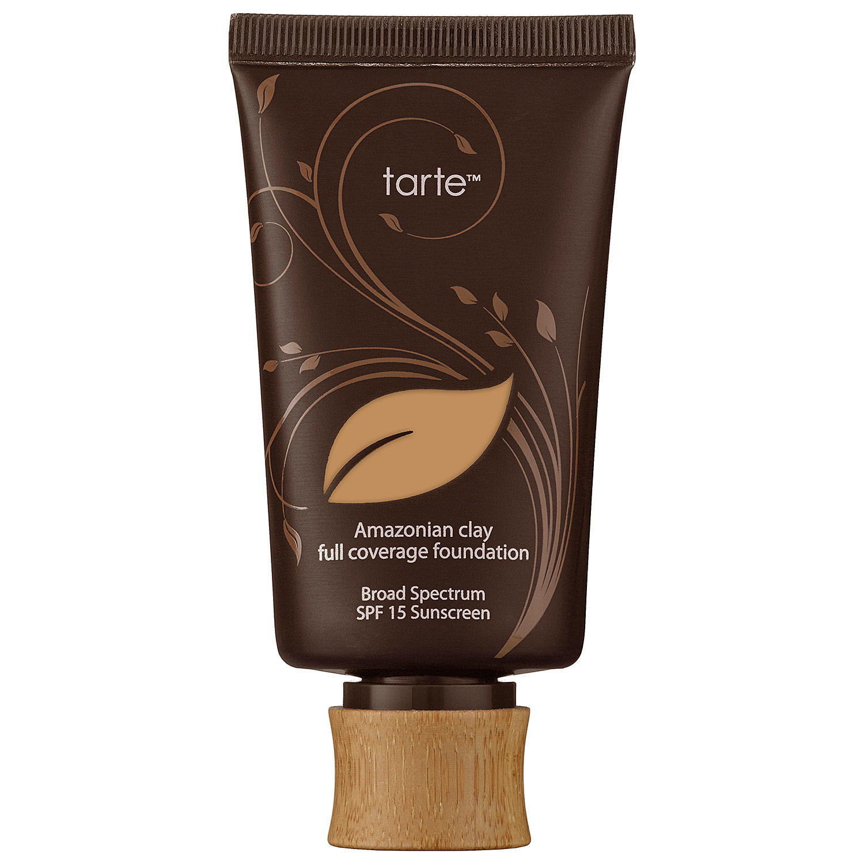 Tarte Amazonian Clay 12-Hour Full Coverage Foundation Fair-Light-Honey