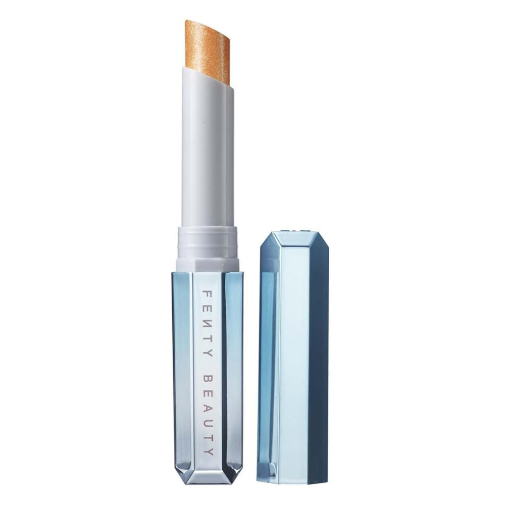 Fenty Beauty Frosted Metal Lipstick What's Your Numba
