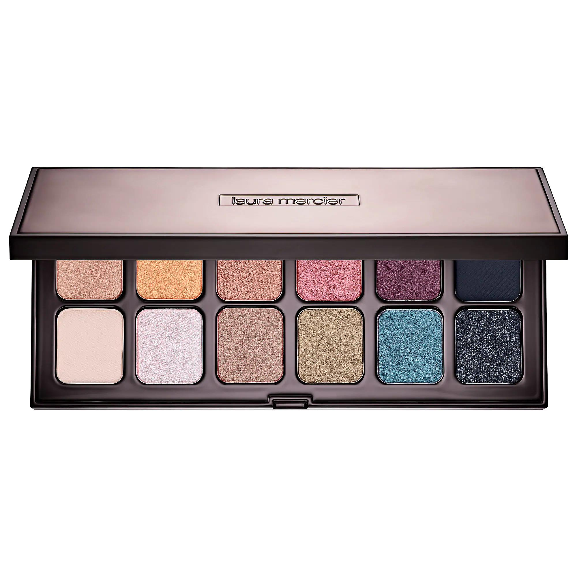 Laura Mercier Hidden Gems Eyeshadow Palette