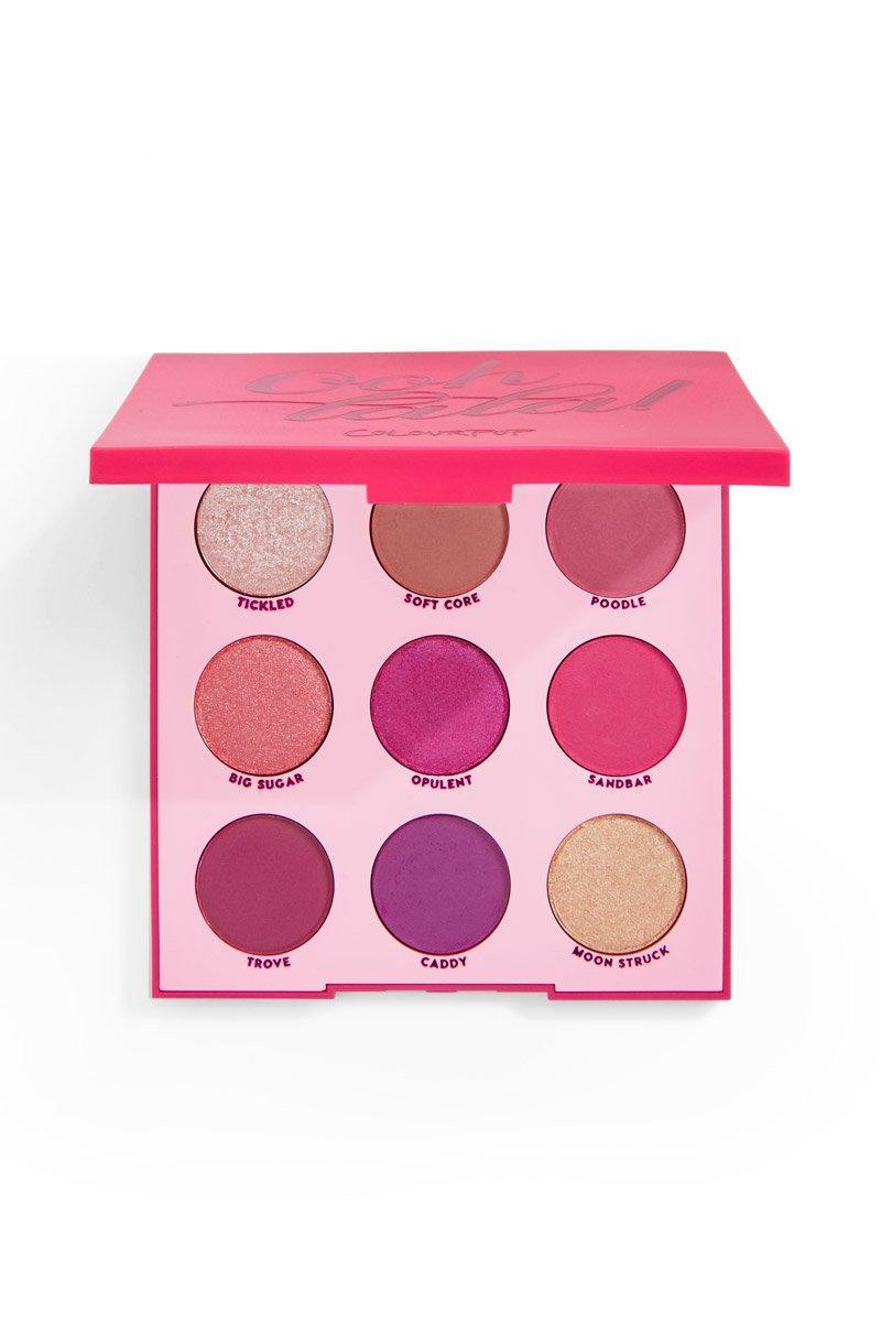 Colourpop Palette Ooh La La!