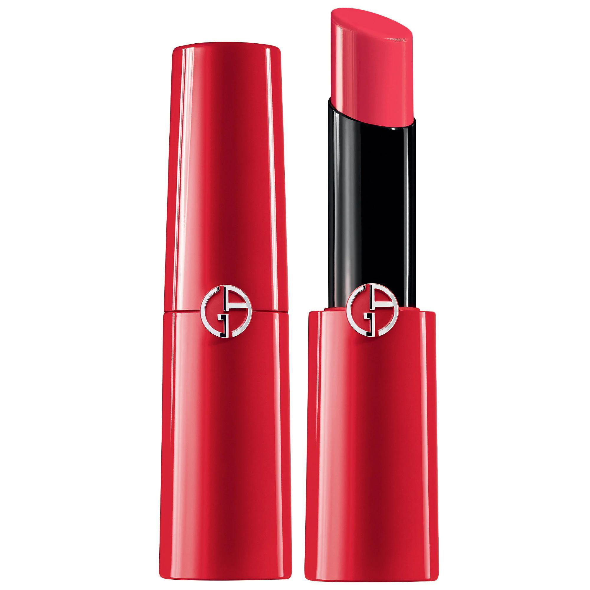 Giorgio Armani Ecstasy Shine Lipstick Eccentrico 501