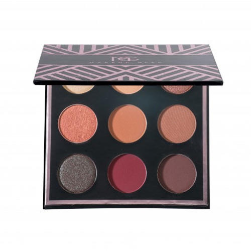 Makeup Geek Eyeshadow Palette Manny Mua