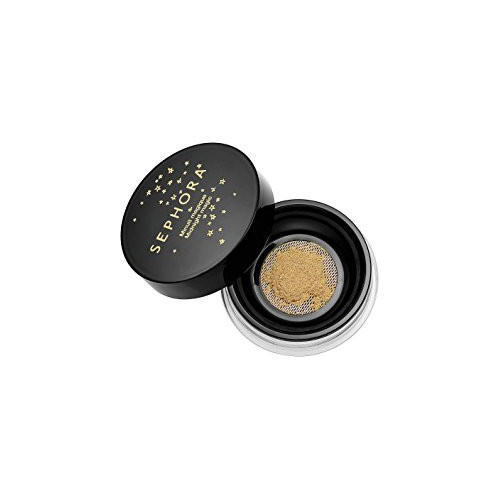 Sephora Midnight Magic Face And Body Glitter Pots Gold 01