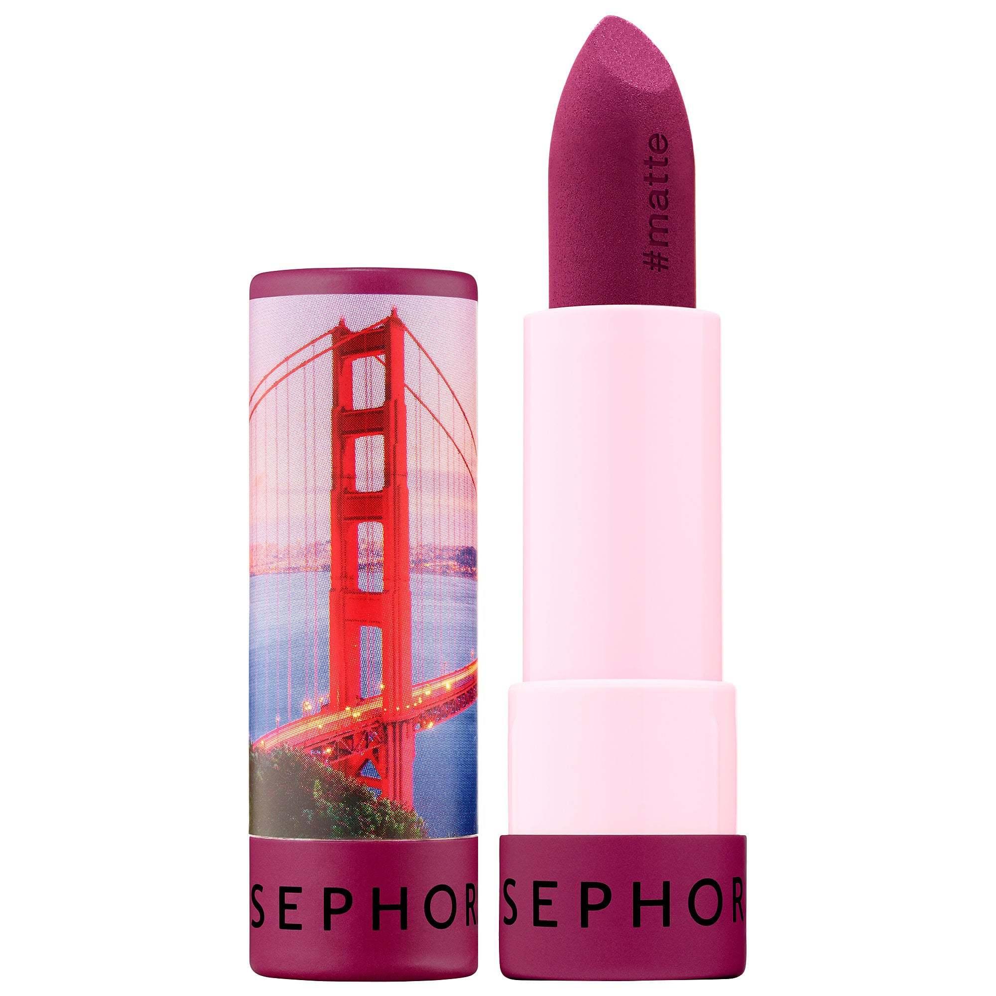 Sephora #Lipstories Lipstick Golden Gate 31