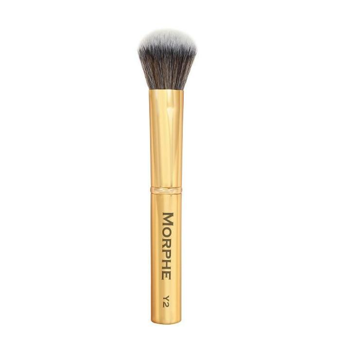 Morphe Tapered Powder Brush Y2 (Gold)