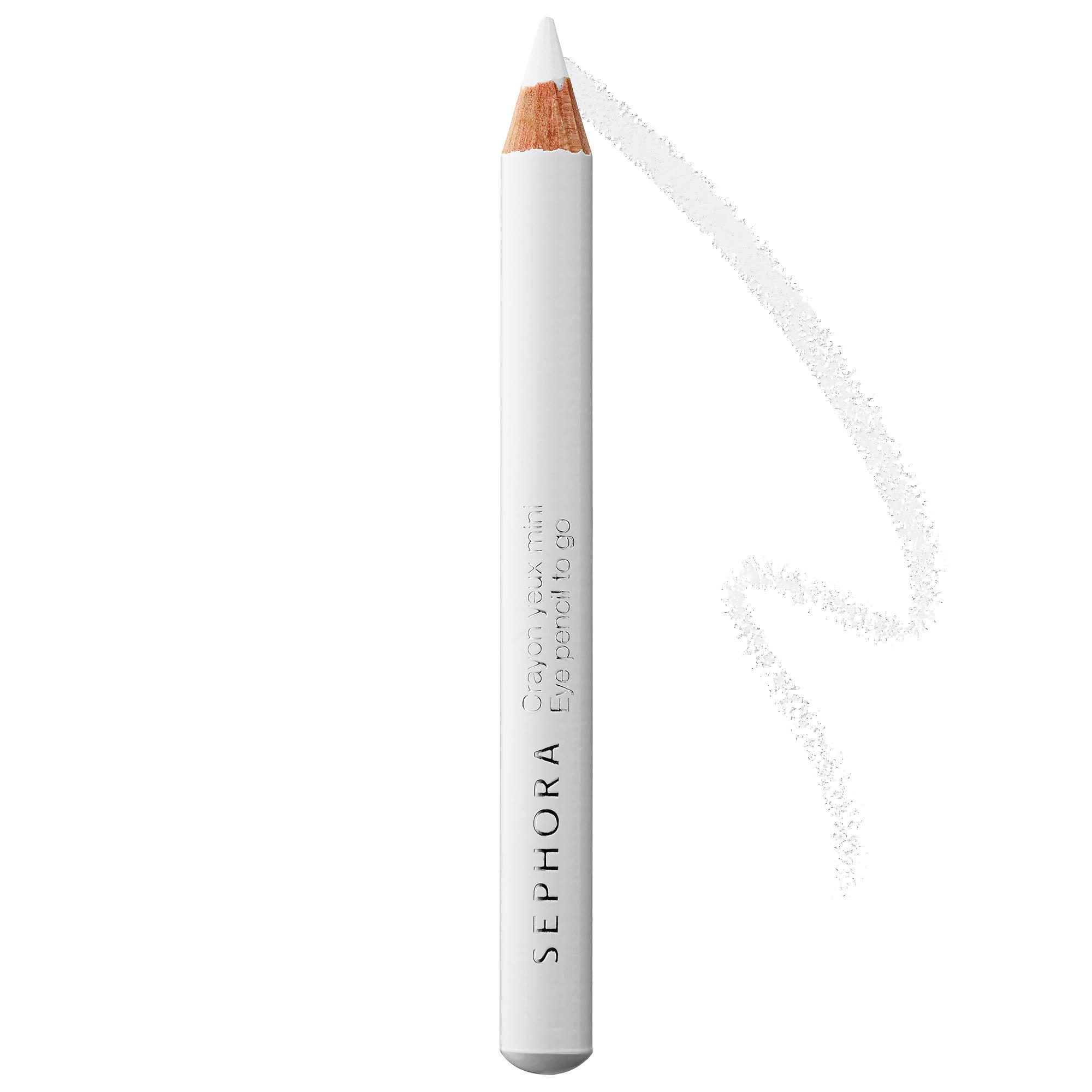 Sephora Eye Pencil To Go Pure White 10 Mini