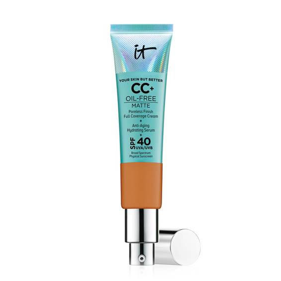 It Cosmetics Your Skin But Better CC+ Cream Oil-Free Matte Rich