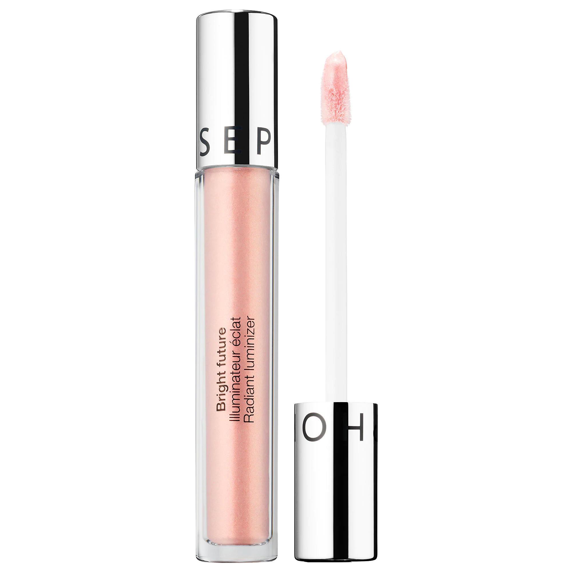 Sephora Bright Future Radiant Luminizer Rose 02