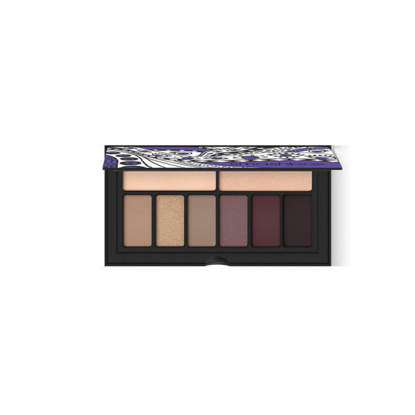 Smashbox Drawn In Decked Out Cover Shot: Sultry Eye Palette