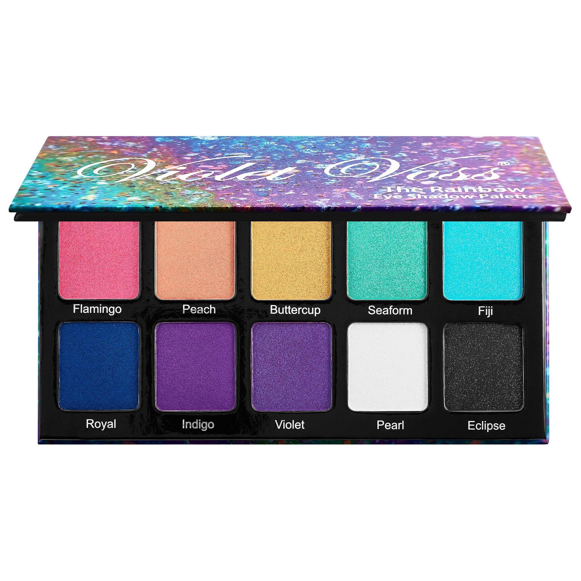Violet Voss The Rainbow Eyeshadow Palette