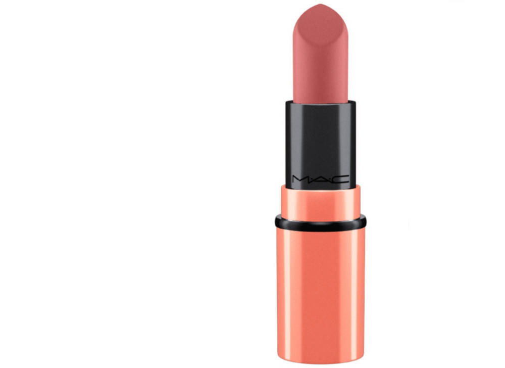 MAC Lipstick Fam Only Shiny Pretty Things Collection Mini