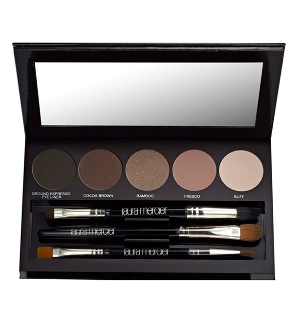 Laura Mercier Nude Smokey Eyeshadow Palette