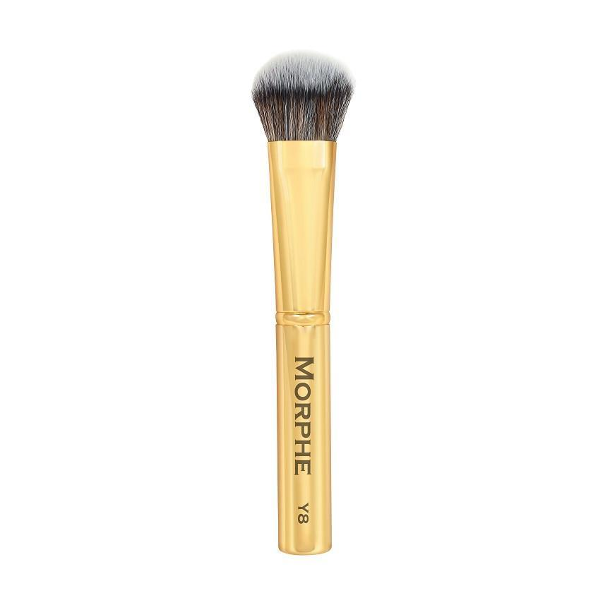 Morphe Tapered Highlight/Contour Brush Y8 (Gold)