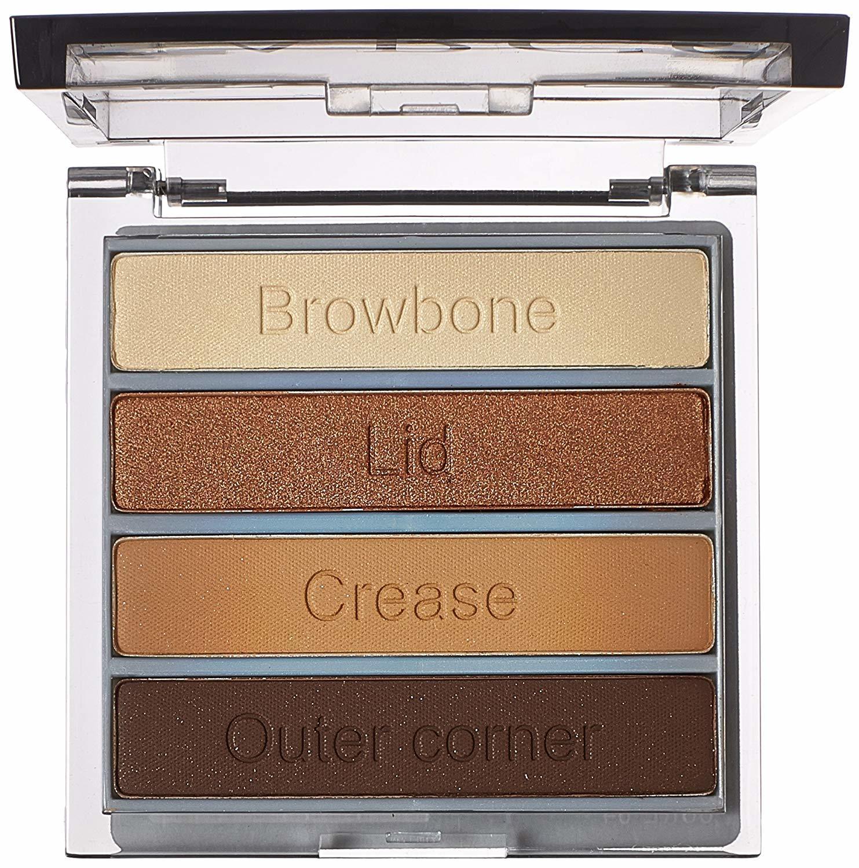 Cargo Essential Eyeshadow Palette Bronze