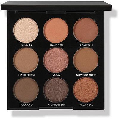 Morphe Bronzed Babe Eyeshadow Palette 9B