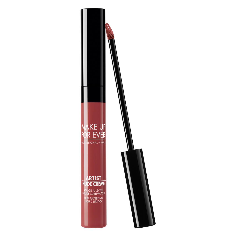 Makeup Forever Artist Nude Creme Liquid Lipstick Natural 10