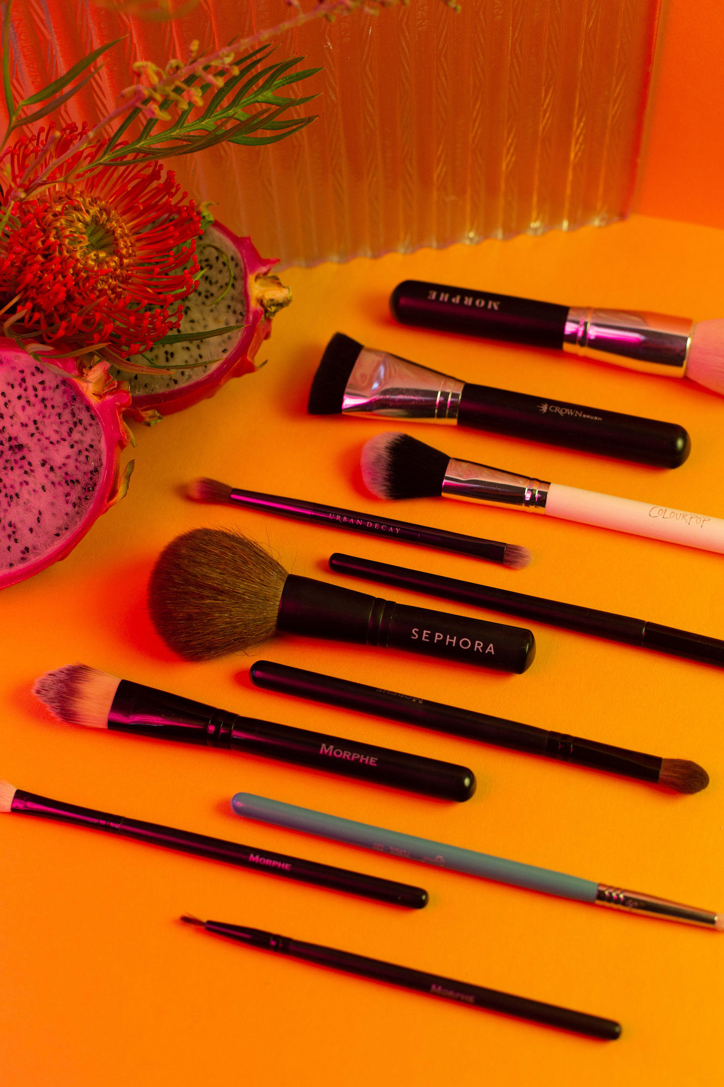 🍇XOXO Makeup Brush Bundle🍇