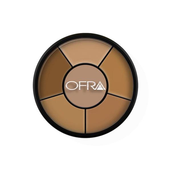 OFRA Derma Tones Corrector Wheel