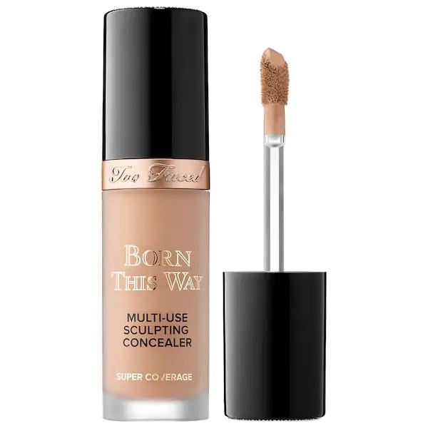 Too Faced Born This Way Super Coverage Concealer Cookie